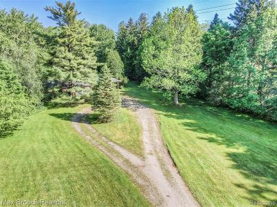 Bloomfield Twp Residential Lots & Land For Sale: 275 Strathmore Road