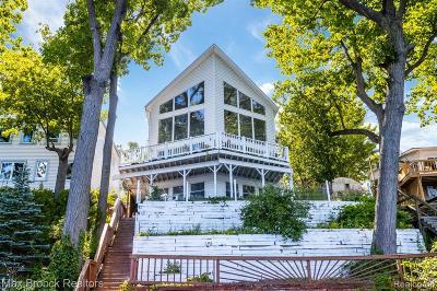 Green Oak Twp MI Single Family Home For Sale: $469,000