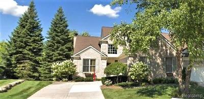 Rochester Condo/Townhouse For Sale: 1613 Boulder Court