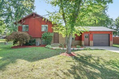 Linden Single Family Home For Sale: 621 Cherry Street