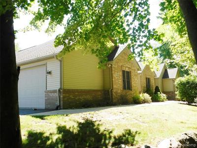 Single Family Home For Sale: 11936 Secluded Ridge Drive