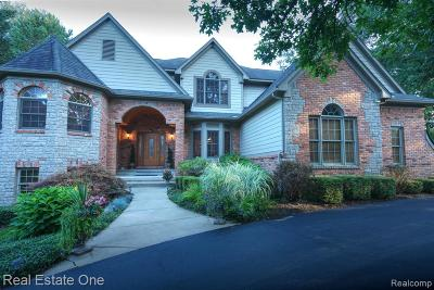 Single Family Home For Sale: 4536 Steeplechase Drive