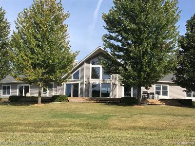 Single Family Home For Sale: 1721 Skiers Alley