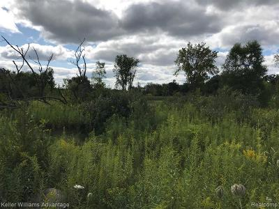 Hartland Twp MI Residential Lots & Land For Sale: $50,000