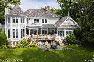 Bloomfield, Bloomfield Hills, Bloomfield Twp, West Bloomfield, West Bloomfield Twp Single Family Home For Sale: 7287 Locklin