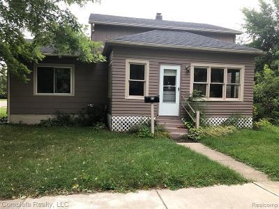 Single Family Home For Sale: 416 Turrill Avenue