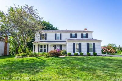Farmington Hills Single Family Home For Sale: 28104 Gettysburg Street
