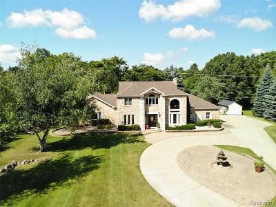 Single Family Home For Sale: 11483 Denton Hill Road