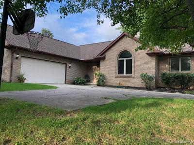 Single Family Home For Sale: 16147 Silvercrest Drive