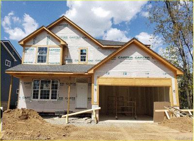 Royal Oak Single Family Home For Sale: 711 N Rembrandt