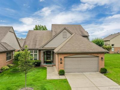 Sterling Heights Single Family Home For Sale: 43585 Perignon Drive