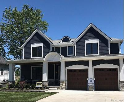 Northville Single Family Home For Sale: 597 Randolph Street