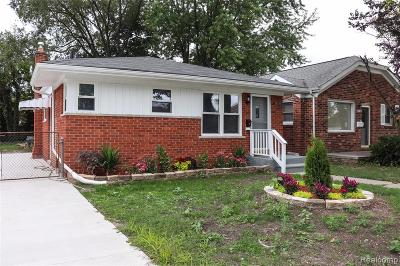 Macomb County Single Family Home For Sale: 23170 Doremus Street