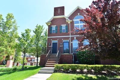 Troy Condo/Townhouse For Sale: 3170 Camden Drive