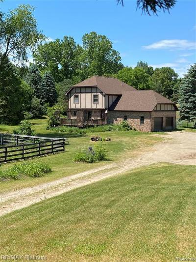 Horse Properties for Sale in Michigan