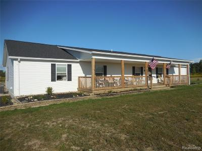 Single Family Home For Sale: 2183 Fish Lake Road
