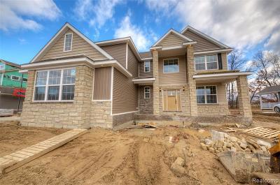 Hartland Twp Single Family Home For Sale: 2348 Torrey Pine Court (Homesite 52)