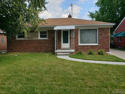 Macomb County Single Family Home For Sale: 20513 Elizabeth Street