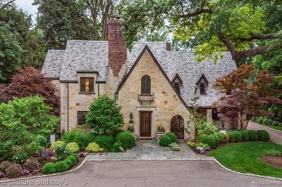 Bloomfield Twp Single Family Home For Sale: 965 E Glengarry Circle