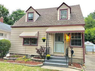 Oakland County Single Family Home For Sale: 316 W Bennett Avenue