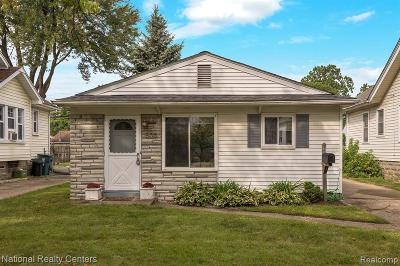 Royal Oak Single Family Home For Sale: 500 S Kenwood Avenue