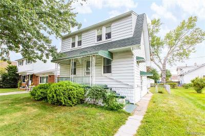 Wyandotte Single Family Home For Sale: 548 Walnut Street