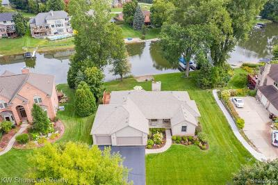 Commerce Twp Single Family Home For Sale: 5370 Inverrary Lane