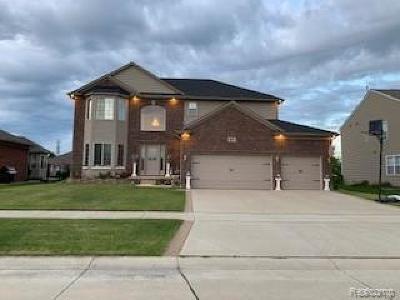 Macomb Twp Single Family Home For Sale: 22271 Shane Drive