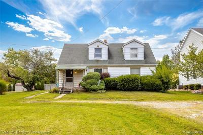 Farmington Hills Single Family Home For Sale: 20865 Gill Rd