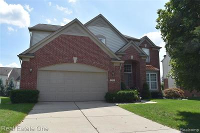 Shelby Twp Single Family Home For Sale: 7212 Tonnelle Avenue