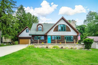 Single Family Home For Sale: 14181 Dartmouth Drive