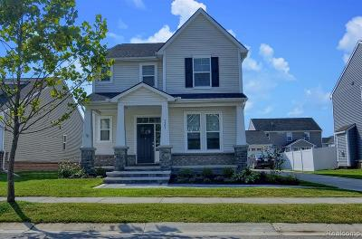Wixom Single Family Home For Sale: 3207 Curtis