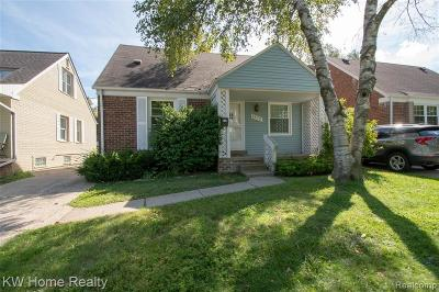 Birmingham Single Family Home For Sale: 1572 Emmons Avenue