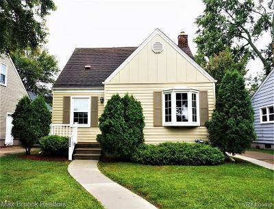 Royal Oak, Royal Oak Twp Single Family Home For Sale: 322 Marlin Avenue