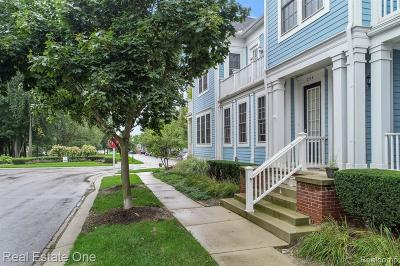 Canton Condo/Townhouse For Sale: 244 Constitution Street #18