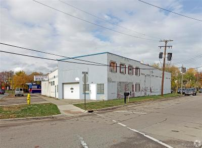 Commercial For Sale: 103 E Montcalm Street