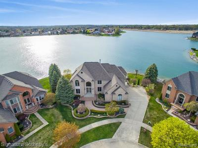 Shelby Twp MI Single Family Home For Sale: $850,000
