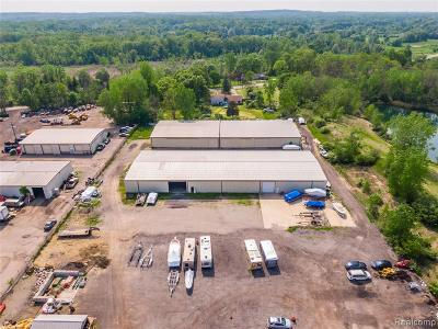 Commercial Lease For Lease: 5813 Terex