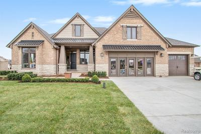 Bloomfield, Bloomfield Hills, Bloomfield Twp, West Bloomfield, West Bloomfield Twp Single Family Home For Sale: 5743 Kenmoor Road