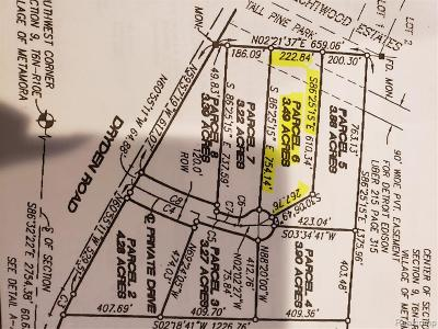 Residential Lots & Land For Sale: Helens Gate Lot 6