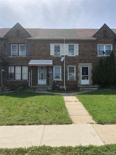Dearborn Single Family Home For Sale: 6253 Miller Road