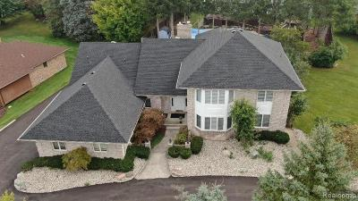 Bloomfield, Bloomfield Hills, Bloomfield Twp, West Bloomfield, West Bloomfield Twp Single Family Home For Sale: 6885 Brookeshire Drive