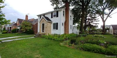 Dearborn Single Family Home For Sale: 4631 Westland Street