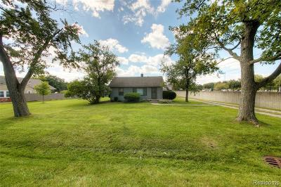 Troy Single Family Home For Sale: 1044 Hartwig Drive
