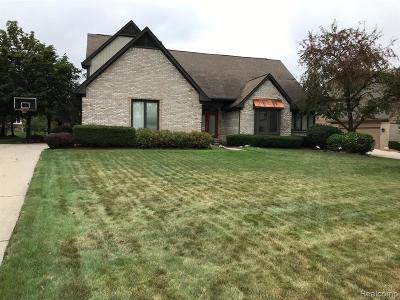 Farmington Single Family Home For Sale: 37082 Dunstable Court