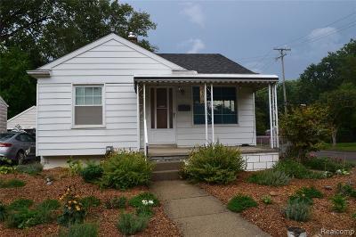 Ferndale Single Family Home For Sale: 2506 Harris Street