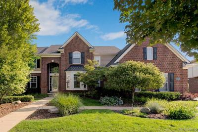 Commerce Twp Single Family Home For Sale: 1920 Cheshire Lane