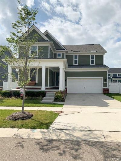 Canton Single Family Home For Sale: 1034 Continental Avenue