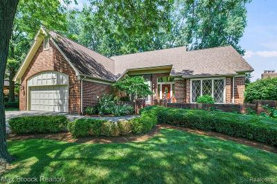 Birmingham Single Family Home For Sale: 1347 Westboro