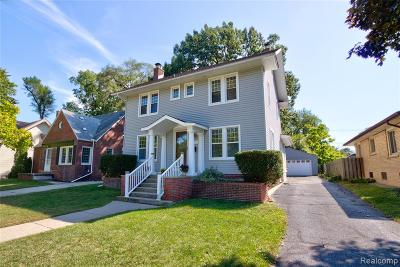 Ferndale Single Family Home For Sale: 1075 Earl Boulevard